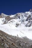 caucasus berg arkivbild