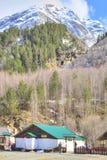 caucasus Dal Narzan Royaltyfri Foto