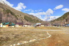 caucasus Dal Narzan Royaltyfri Fotografi