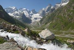 Caucasus, Dalar Royalty Free Stock Image