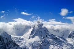 Caucasus. Dombay. Belalakaya. Stock Photos
