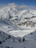 caucasus góra Zdjęcia Royalty Free