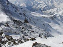 caucasus góra Zdjęcie Stock