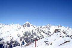 caucasus góry Zdjęcie Royalty Free