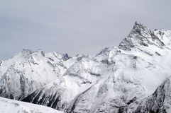 caucasus góry Fotografia Stock