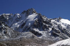 caucasus góry Zdjęcie Stock