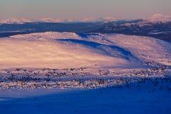 caucasus Georgia gudauri gór zima Obrazy Stock