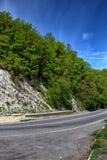 Caucasus green mountains Royalty Free Stock Photo