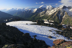 caucasus krajobraz Obraz Stock