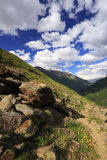 caucasus krajobraz Fotografia Stock