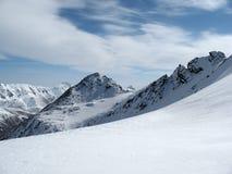 caucasus liggandeberg fotografering för bildbyråer