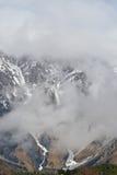 caucasus maximal snöig Arkivbild