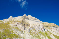Caucasus mountain Royalty Free Stock Photo