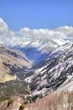 Caucasus. Mountain landscape Stock Image