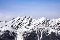 Caucasus. Mountain Pshegishhva Stock Photo