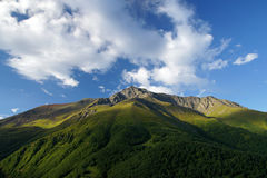 Caucasus Mountains. Stock Image