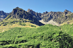 Free Caucasus Mountains Stock Photography - 53014912