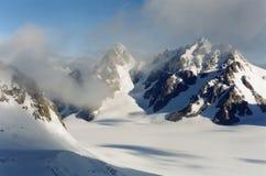 Caucasus mountains. Karaugoum plato in Caucasus mountains royalty free stock photos