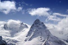 Caucasus Mountains. Belalakaya Stock Photo