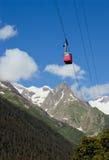 Caucasus Mountains. Dombai Stock Photos