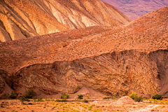 Caucasus Mountains Geology Stock Photography