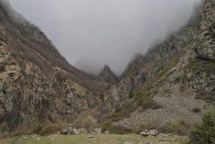 Caucasus mountains, Georgia Royalty Free Stock Photography