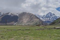 Caucasus mountains, Georgia Stock Photography