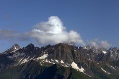Caucasus Mountains. Georgia, Svaneti Royalty Free Stock Photos