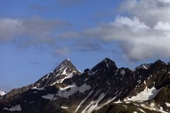 Caucasus Mountains. Georgia, Svaneti Stock Photo
