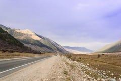Caucasus mountains Stock Photos