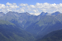 Caucasus Mountains Stock Photos