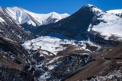 Caucasus Mountains2 Royalty Free Stock Photos