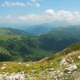Caucasus Mountains stones Royalty Free Stock Image