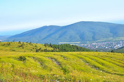 Caucasus Mountains Stock Images