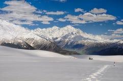 Caucasus Mountains, Svaneti Royalty Free Stock Image