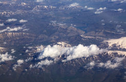 Caucasus mountains Stock Image
