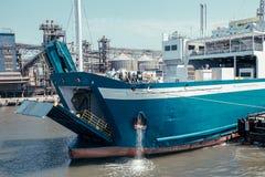 Caucasus port Russia Stock Photos