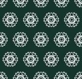 Caucasus seamless pattern Stock Photography