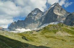 Caucasus summits Stock Images