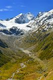 Caucasus valley Royalty Free Stock Photography
