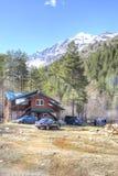 Caucasus. Valley Narzan Stock Images