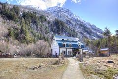 Caucasus. Valley Narzan Royalty Free Stock Image