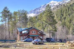 Caucasus. Valley Narzan Stock Photos