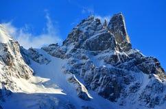 Caucasus view Stock Image