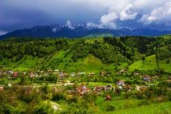 caucasus wysokich gór ossetia tsey Zdjęcie Stock