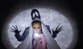 Cauchemar d'enfants Photos stock