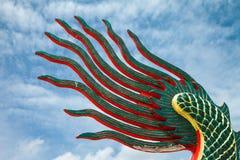 Cauda do dragão Fotografia de Stock