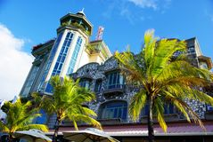 Caudan waterfront 2 Royalty Free Stock Photos