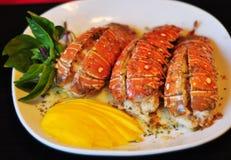 Caudas de lagosta Fotografia de Stock Royalty Free