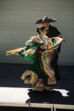 Caudillos Del Sur Mexican Folk Ballet, All Over the Map Festival Stock Photography